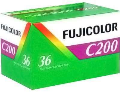 FUJI Fujicolor C200 135 36