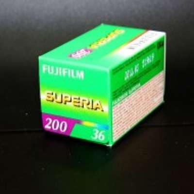 Fuji dev compris supéria 200