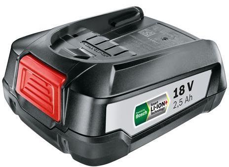 Batterie 2 5 Ah Bosch 18V