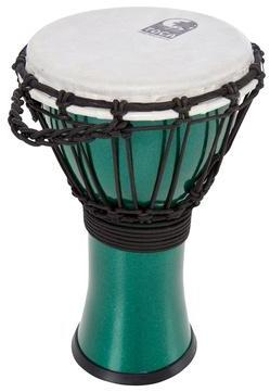7 Color Sound Djembe Green