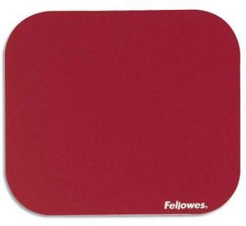 Tapis de souris rouge Revêtement