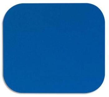 Tapis de souris bleu Revêtement