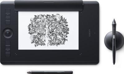 tablette graphique wacom intuos pro paper edition pth 660p s. Black Bedroom Furniture Sets. Home Design Ideas