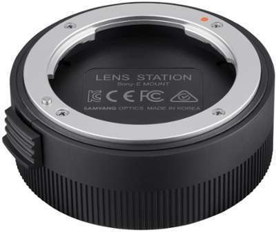 SAMYANG Lens Station Dock