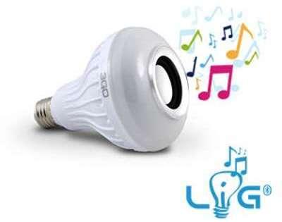 Ampoule Bluetooth LED RGB