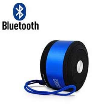 Enceinte BLUETOOTH Tempo Bleu