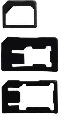 Set of 3 adapters for microphone
