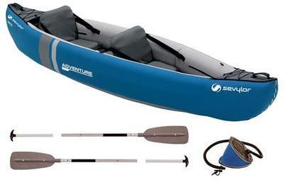 Canoë Sevylor Adventure Kit