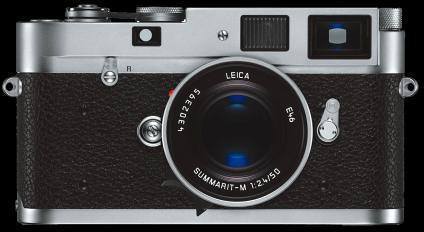 LEICA M-A (Type 127) Chrome