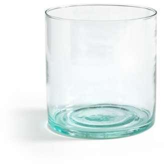 Photophore artisanal verre