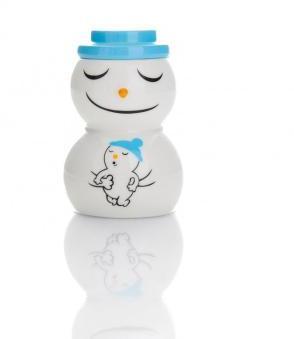 Snowdaddy figurine bougeoir