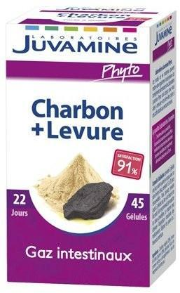 Juvamine - Phyto - Charbon