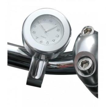Montre TecnoGlobe Silver Clock
