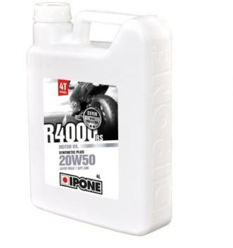 Ipone R4000RS 4T 20W50 4 Litres