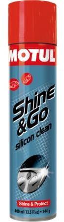 Spray Motul Shine And Go 400ML