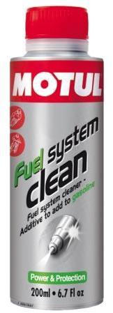 Nettoyant Motul Fuel System