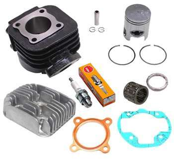 Kit haut moteur cylindre piston