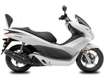 Honda 125 PCX (10 à 16) Dosseret