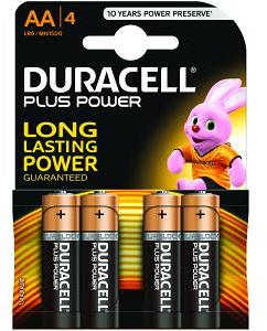 Duracell Plus Power AA Pack