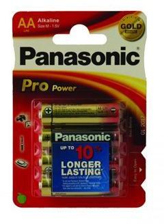 PANASONIC Piles Pro Power