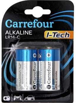 Piles I-Tech Alkaline LR14