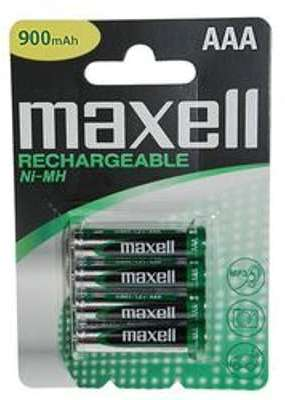 Pile rechargeable NiMH MAXELL