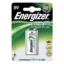 Pile Energizer Recharge Power