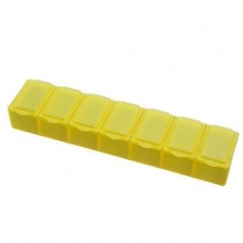 Petit pilulier 7 jours Braille