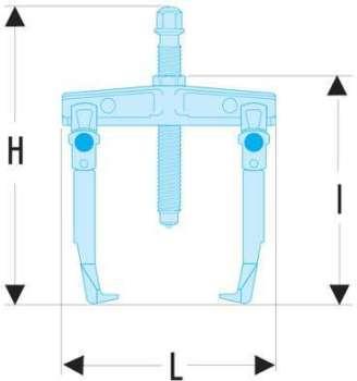 Extracteur intérieur extérieur
