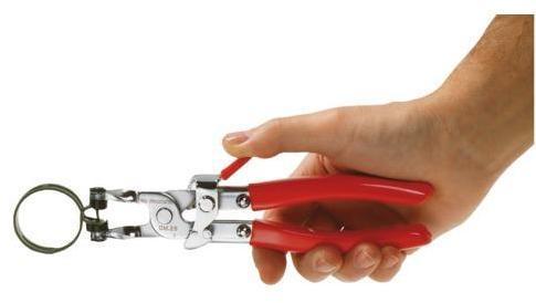 Pince pour colliers auto-serrants