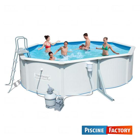 Intex c piscine hors sol easy 488 x 122m for Piscine hors sol 4 57x1 22 m