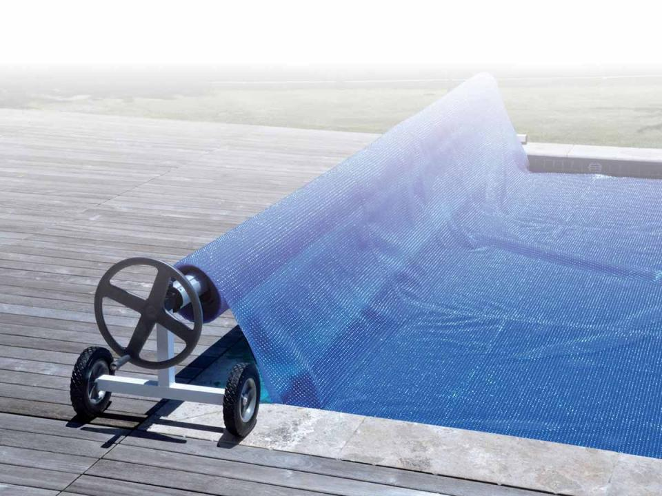 Recherche enrouleur du guide et comparateur d 39 achat for Enrouleur bache piscine rolltrot