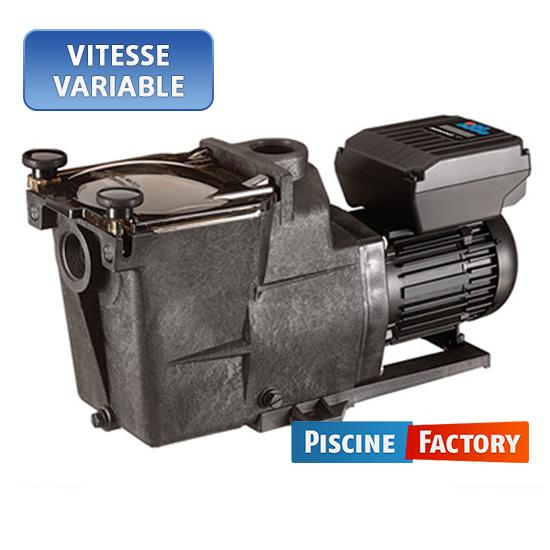 Recherche pompe dbit variable du guide et comparateur d 39 achat for Piscine factory