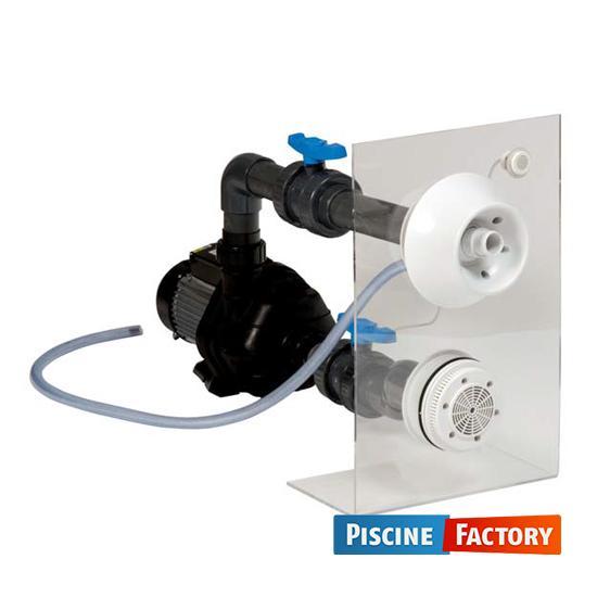 Recherche commande moteur electrique du guide et for Piscine factory