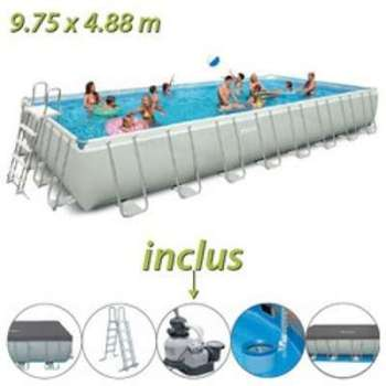 Piscine tubulaire Intex 975