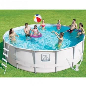 Piscine hors sol tubulaire