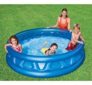 INTEX Piscine gonflable ronde