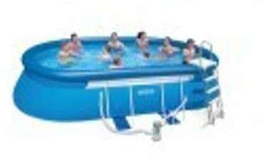 Piscine autoportée Intex Ellipse