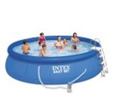 Kit piscine autoportée Intex