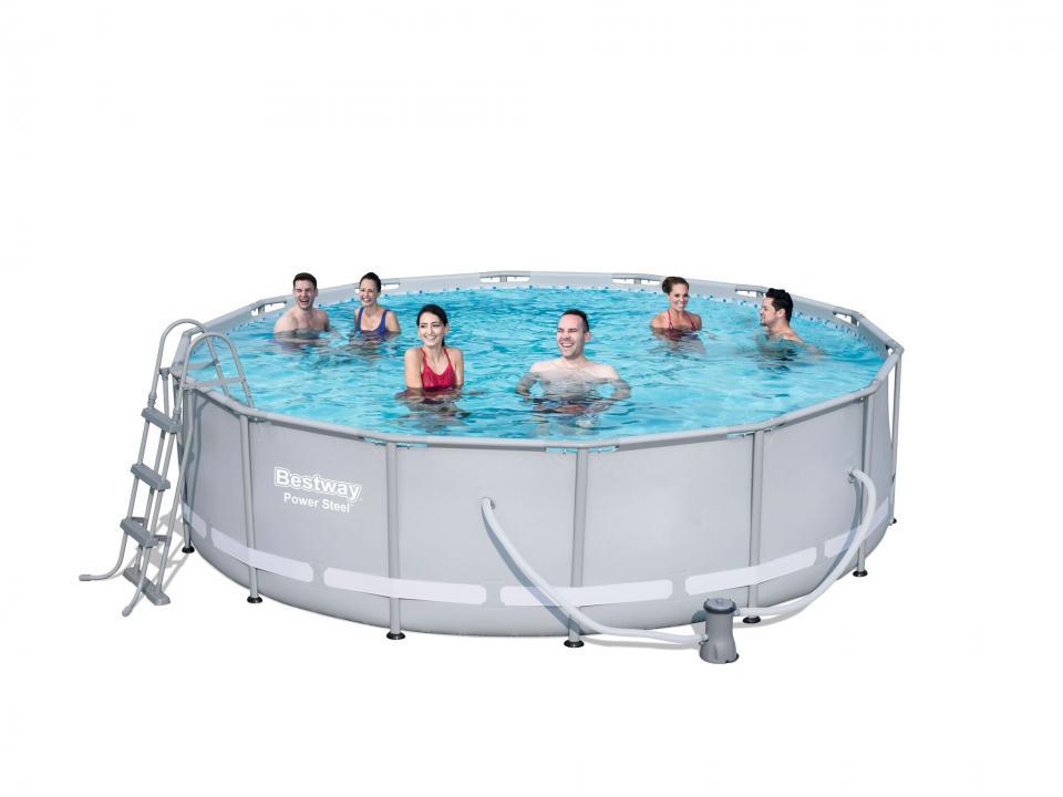 Catgorie piscine page 12 du guide et comparateur d 39 achat for Robot piscine ronde