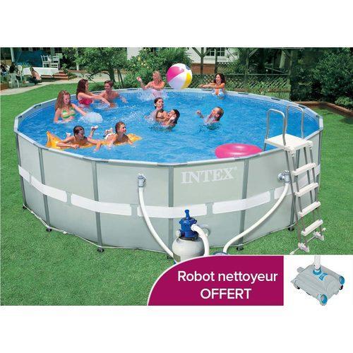 Catgorie piscine page 5 du guide et comparateur d 39 achat for Piscine intex ultra frame 5 49x1 32