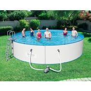 Catgorie piscine page 9 du guide et comparateur d 39 achat for Piscine acier ronde