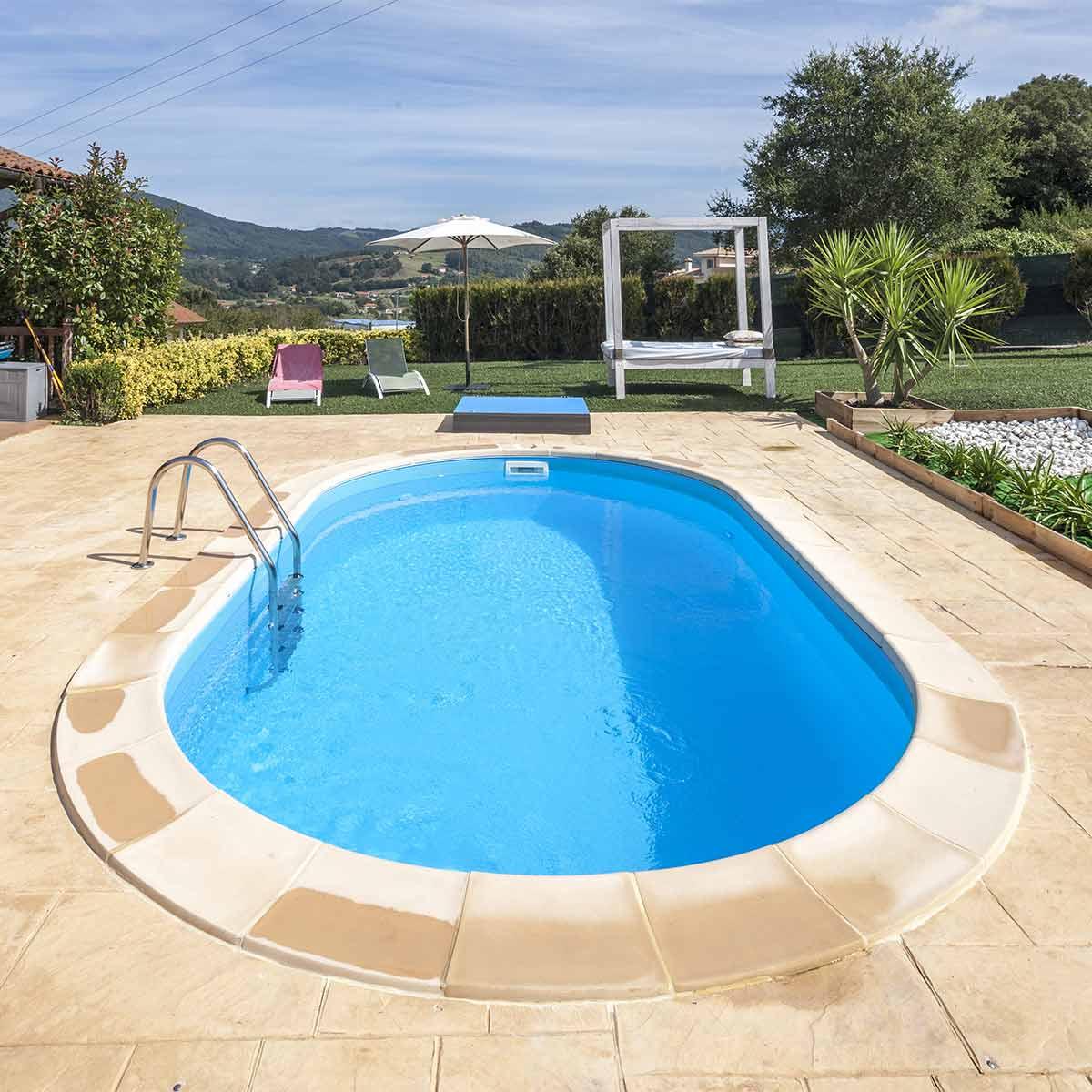 Catgorie piscine page 7 du guide et comparateur d 39 achat for Piscine octogonale acier