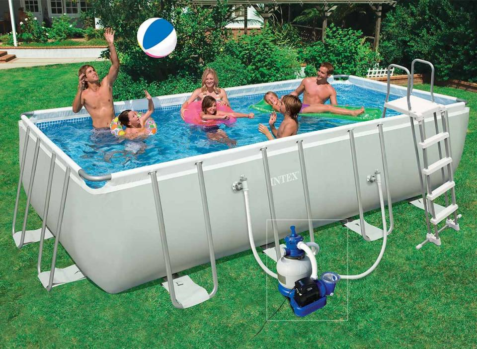 Catgorie piscine page 8 du guide et comparateur d 39 achat for Achat piscine tubulaire rectangulaire