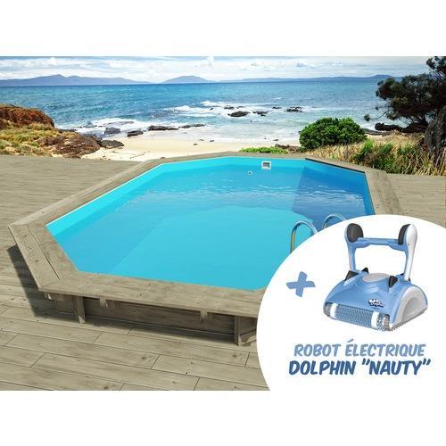 Catgorie piscine page 4 du guide et comparateur d 39 achat for Robot piscine bois