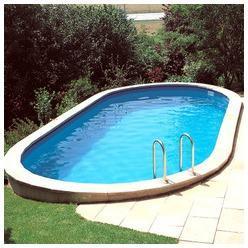 Kit piscine enterrée acier