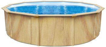 Catgorie piscine et accessoire du guide et comparateur d 39 achat for Piscine ronde bois
