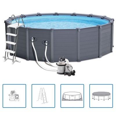 Catgorie piscine page 4 du guide et comparateur d 39 achat for Accessoire piscine graphite
