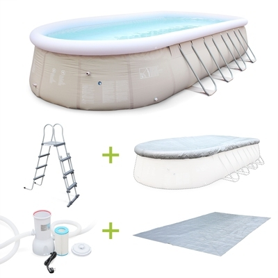 Catgorie piscine page 2 du guide et comparateur d 39 achat for Piscine 3x3