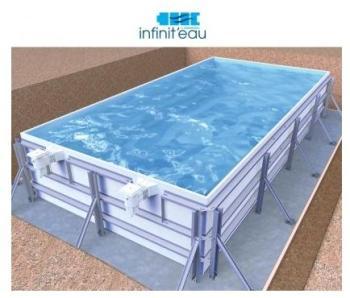 Catgorie piscine page 8 du guide et comparateur d 39 achat for Piscine enterrable acier